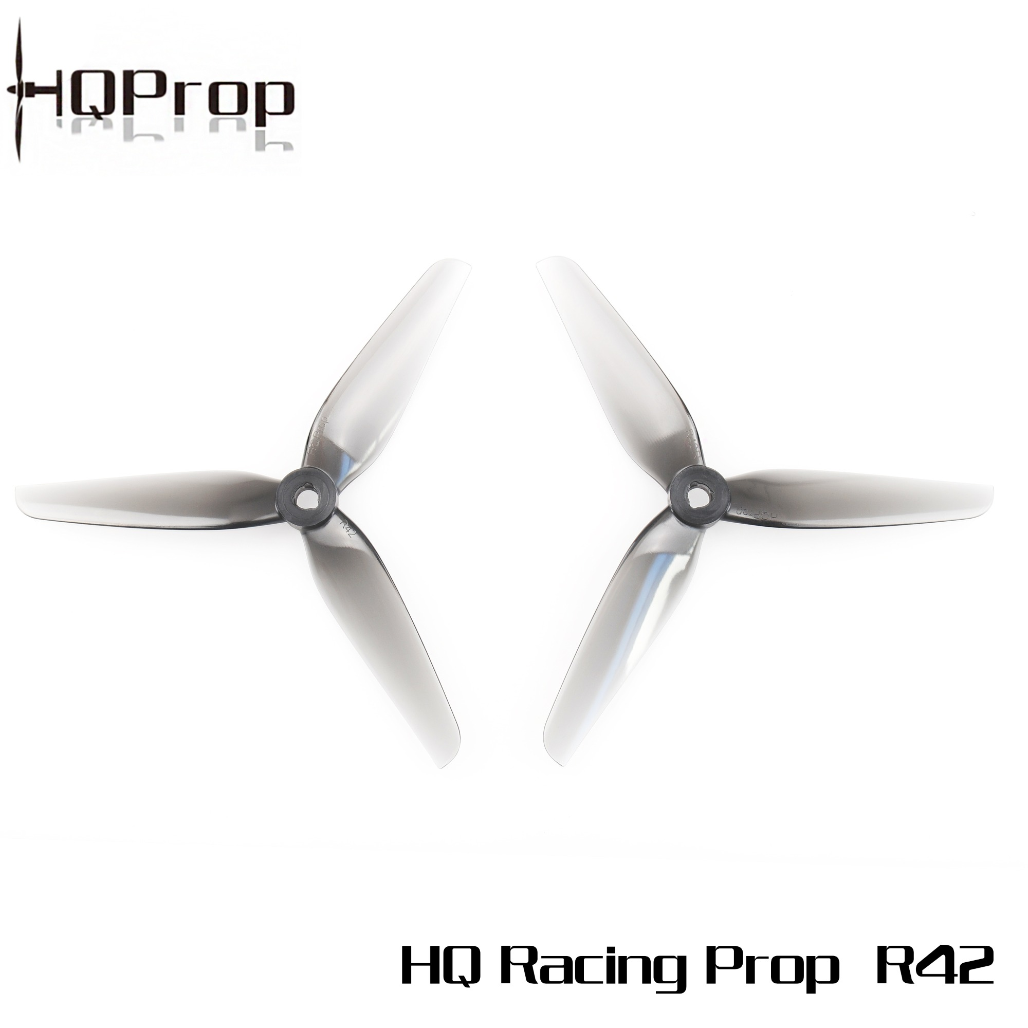HQ Racing Prop <b>R42 Light Grey</b> (2CW+2CCW)