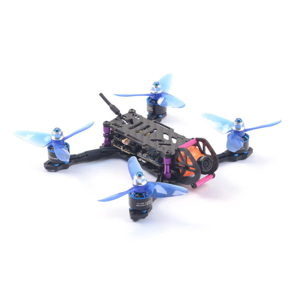 Skystars BabyTurtle 145mm FPV Racing Drone w/ RunCam Split Mini2 Camera - <b>Plug-N-Play</b>