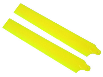 KBDD Extreme Edition 130X Main Blade - Neon Yellow