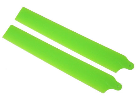 KBDD Extreme Edition 130X Main Blade - Neon Lime