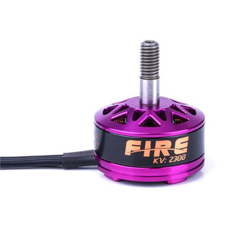 DYS Fire Racing Series 3-6s 2300kv <b>(CCW)</b> - SNHE