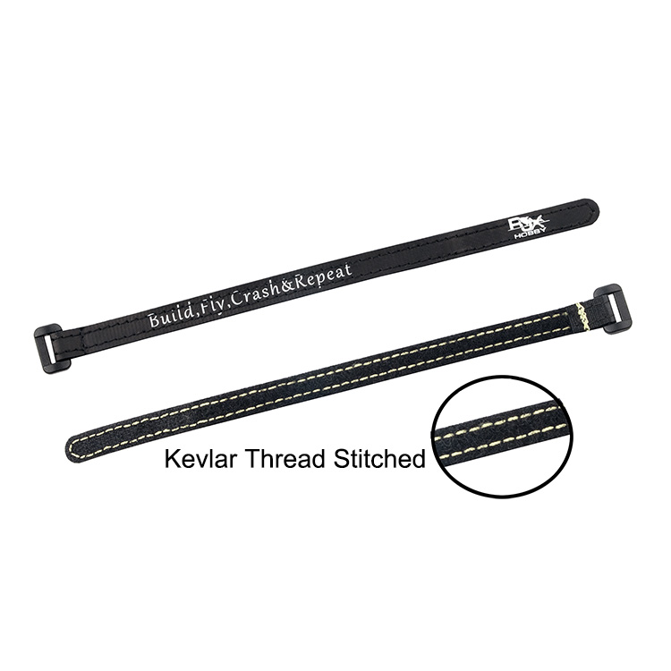 RJXHOBBY <b>200x10mm</b> Kevlar Threaded Battery Strap