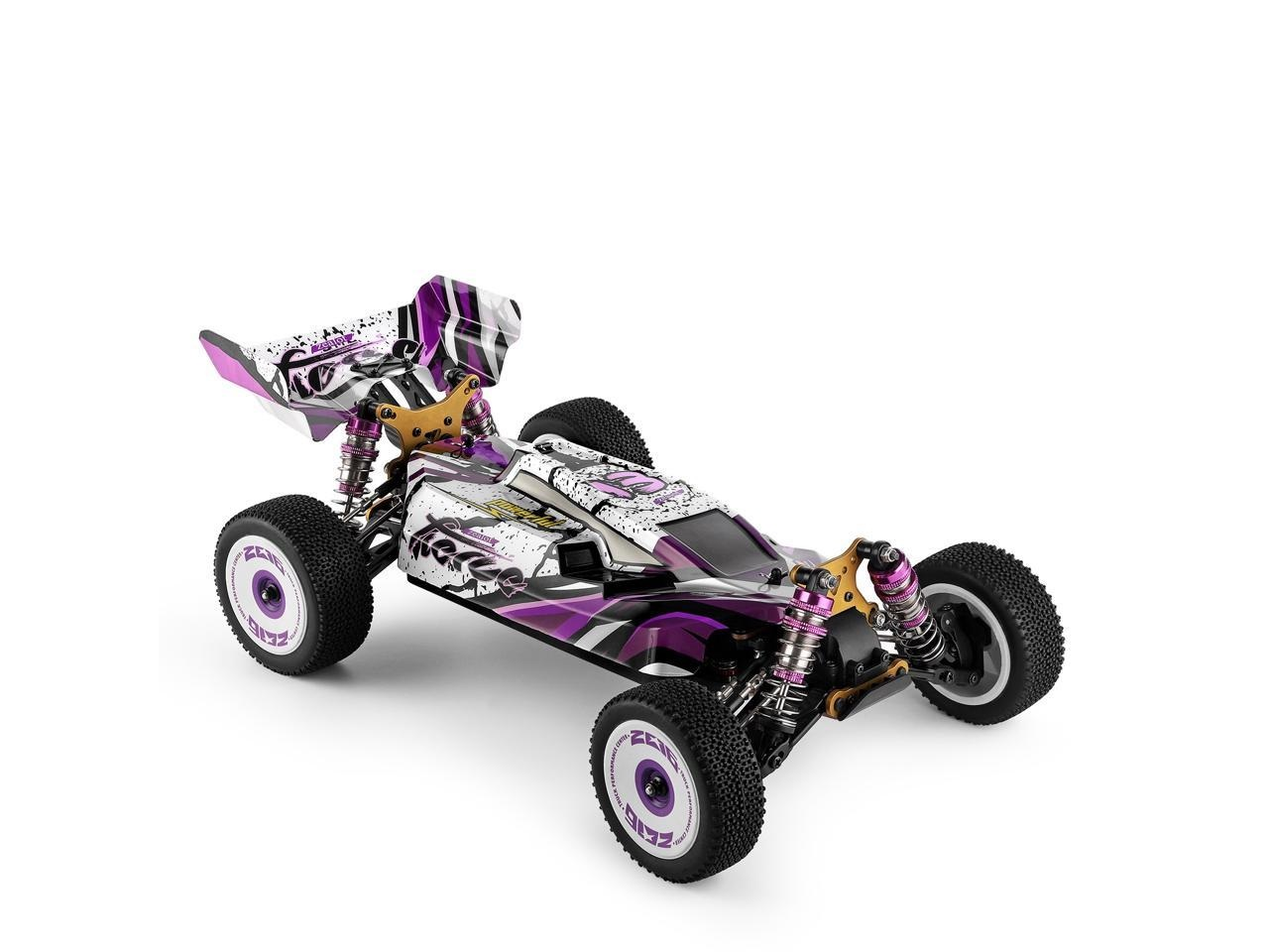 WLTOYS 124019 1/12 2.4G 4WD HIGH SPEED OFF-ROAD RC BUGGY