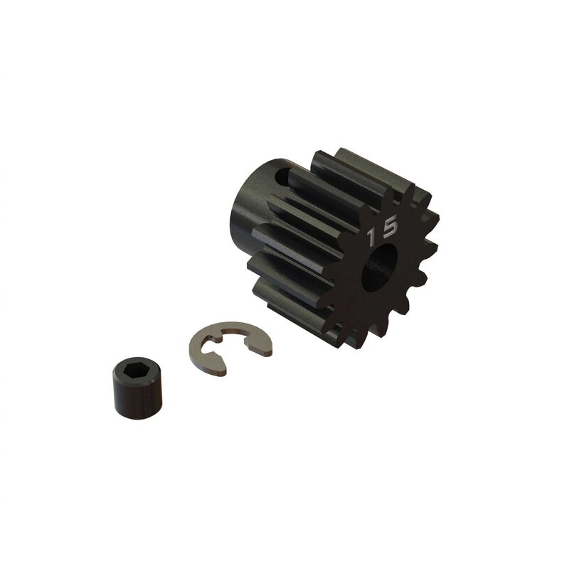 ARRMA Pinion Gear, 15T HD Mod1 Safe-D5