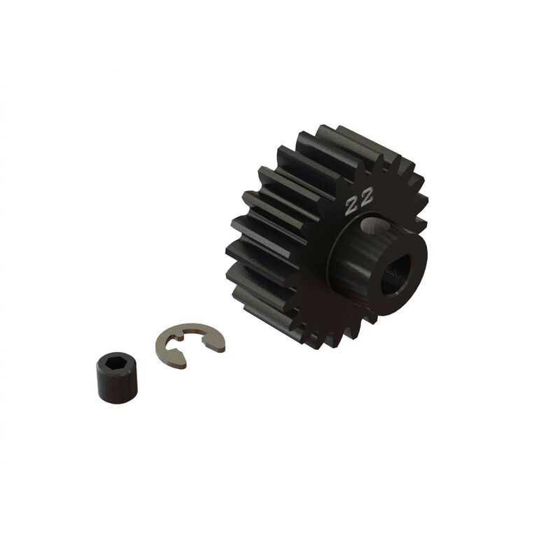 ARRMA Pinion Gear, 22T HD Mod1 Safe-D5