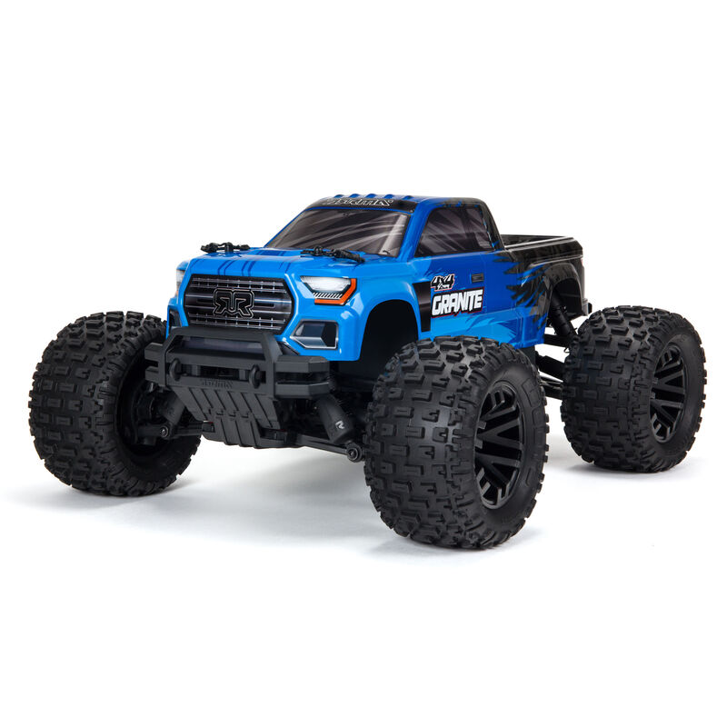 "ARRMA 1/10 GRANITE 4X4 V3 MEGA 550 Brushed Monster Truck RTR - <font color=""red""><b>FREE SPEKTRUM S150 CHARGER</b></font>"
