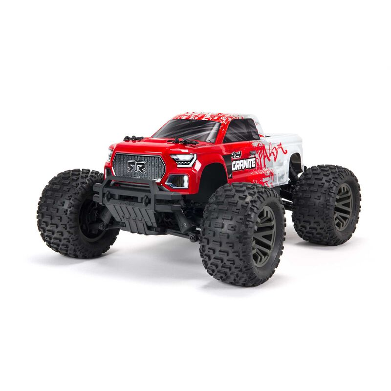 ARRMA 1/10 GRANITE 4X4 V3 3S BLX Brushless Monster Truck RTR