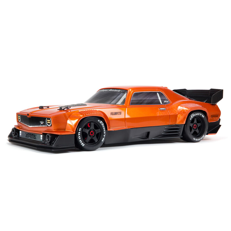 ARRMA 1/7 FELONY 6S BLX Street Bash All-Road Muscle Car RTR