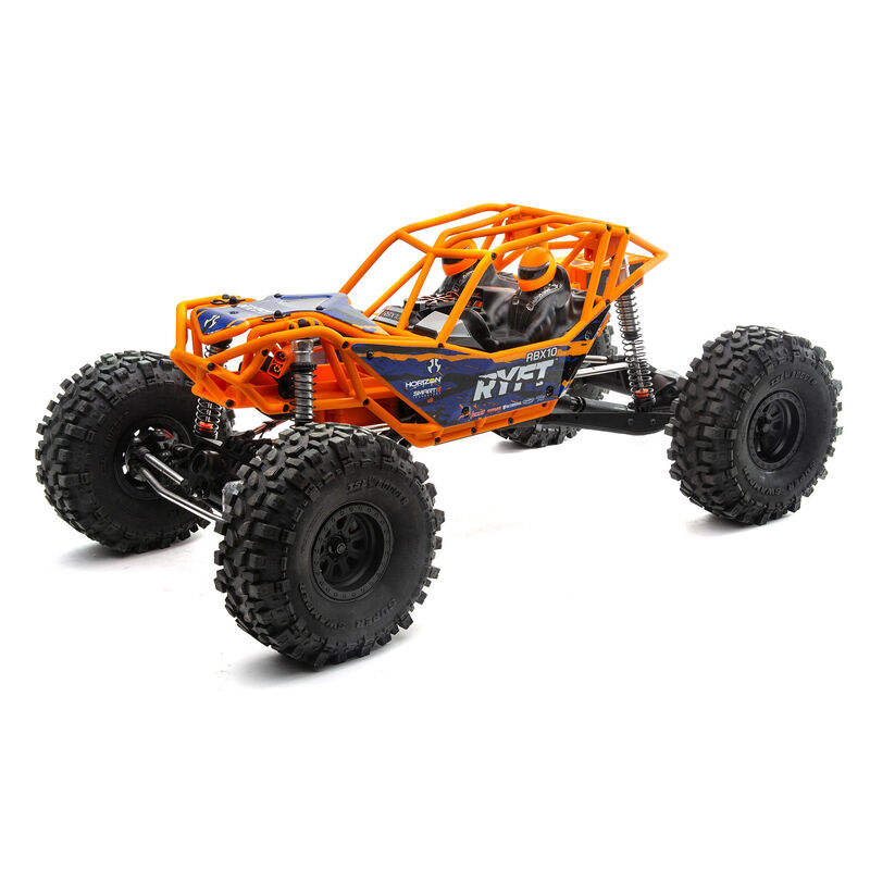 "AXIAL RACING 1/10 RBX10 Ryft 4WD Brushless Rock Bouncer RTR, Orange <font color=""red""><b>(PREORDER)</b></font>"
