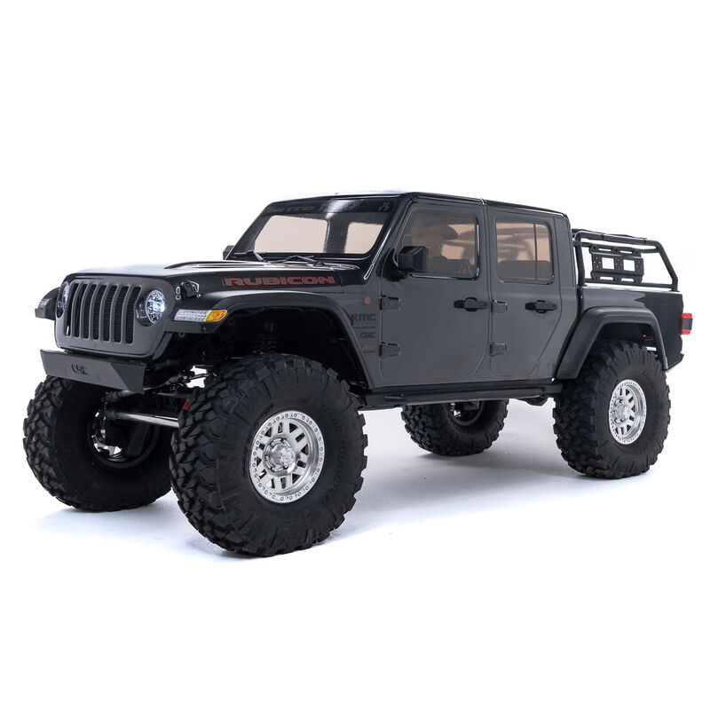 Axial Racing 1/10 SCX10 III Jeep JT Gladiator Rock Crawler with Portals RTR