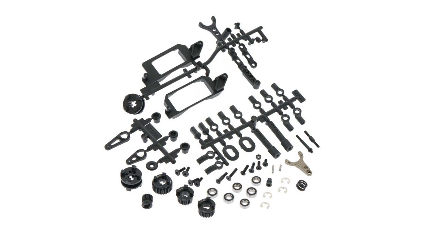 Axial Racing Yeti Transmission 2 Speed Hi Lo Components