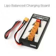 XT60 Lipo Parallel Balanced Charging Board