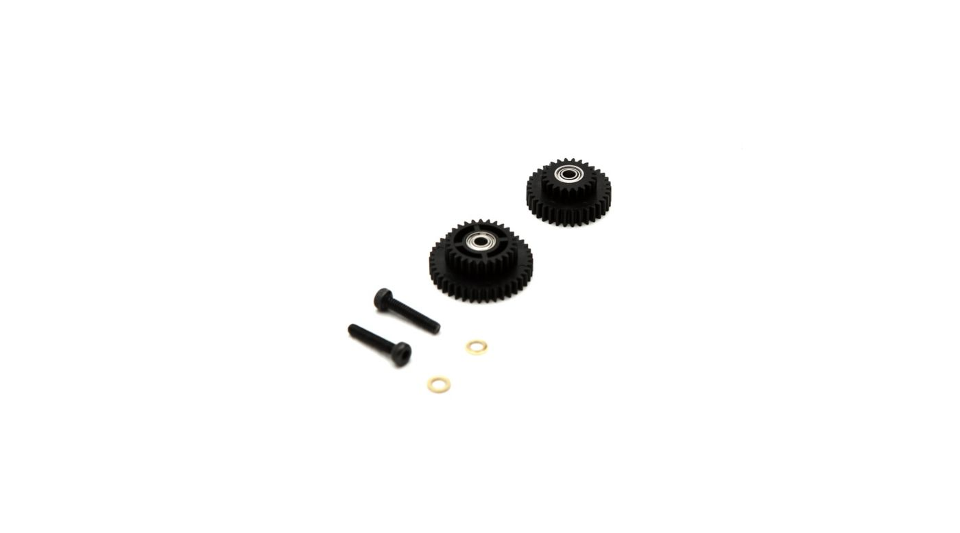 Blade Gear Drive Reduction Set: Apache AH-64
