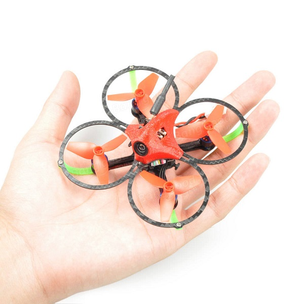 Full Speed Beebee-66 RC Drone FPV Racer <b>Bind-N-Fly DSM</b> - SNHE