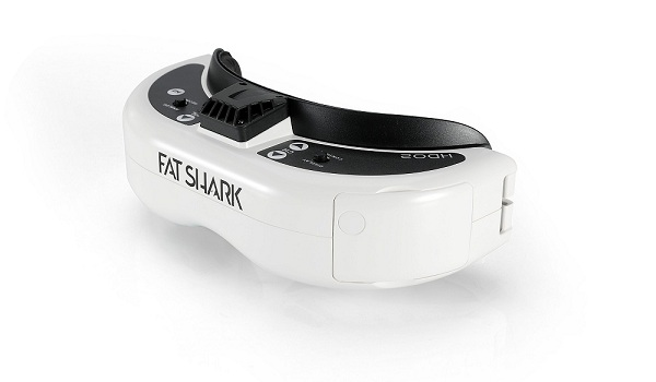 FAT SHARK DOMINATOR <b>HDO2</b> OLED FPV GOGGLES