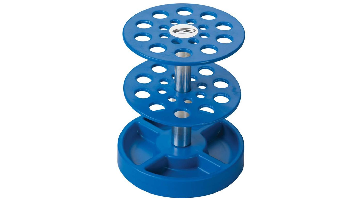 Duratrax Pit Tech Deluxe Tool Stand, Blue