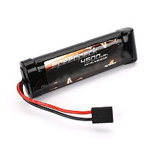 Dynamite Speedpack 4500mAh Ni-MH 7-Cell 8.4v Flat with TRA Conn - SNHE