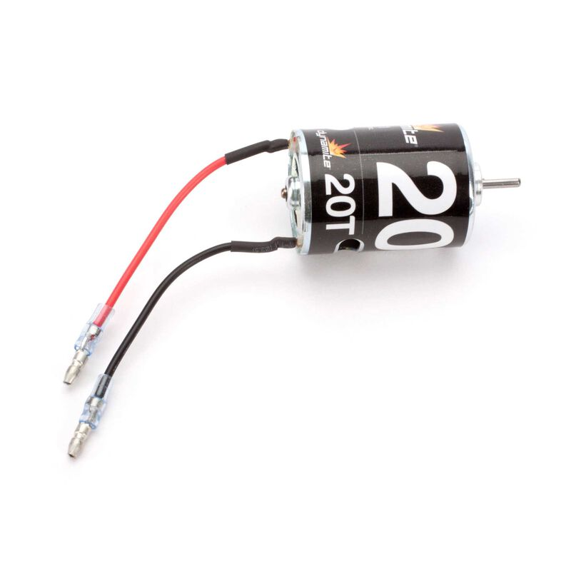 Dynamite 20-Turn Brushed Motor