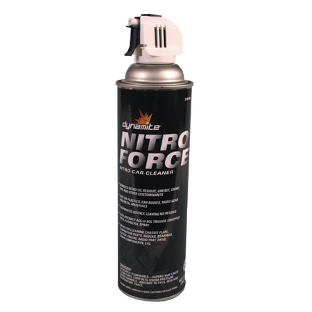 Nitro Force: Nitro Car Cleaner by Dynamite