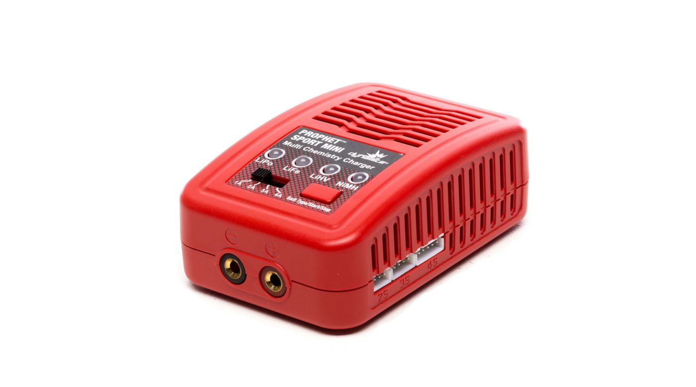 Dynamite Prophet Sport Mini 50W Multichemistry Charger - SNHE