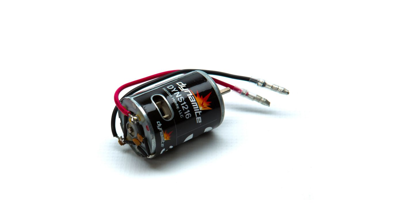 Dynamite 35-Turn 540 Brushed Motor