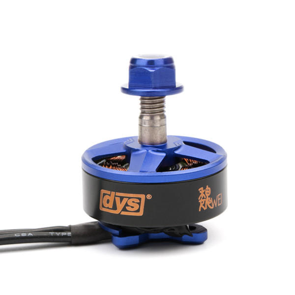 "DYS Samguk Series <b>WEI 2207-2300kv</b> Brushless Motor - <font color=""red""><b>Team SN Edition</b></font>"