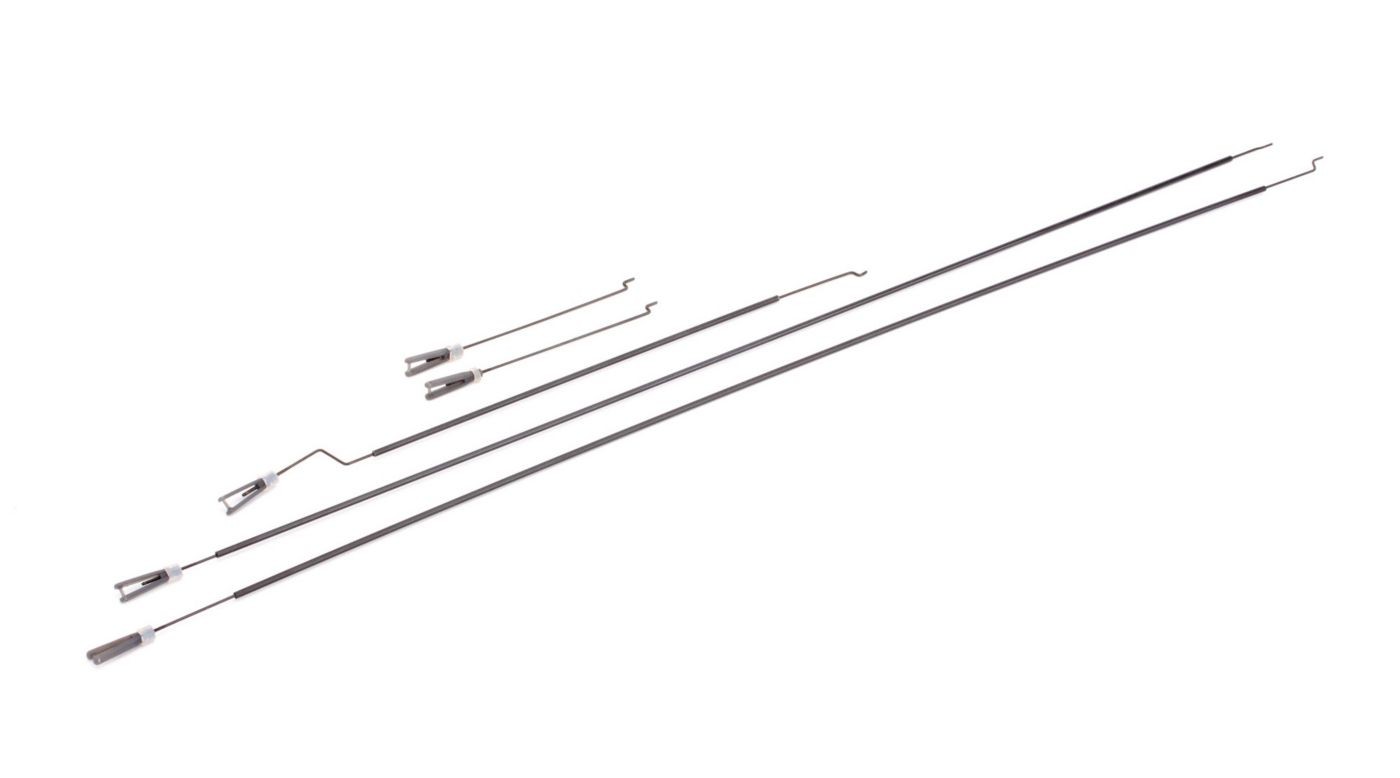 E-flite Pushrod Set: Apprentice S 15e RTF
