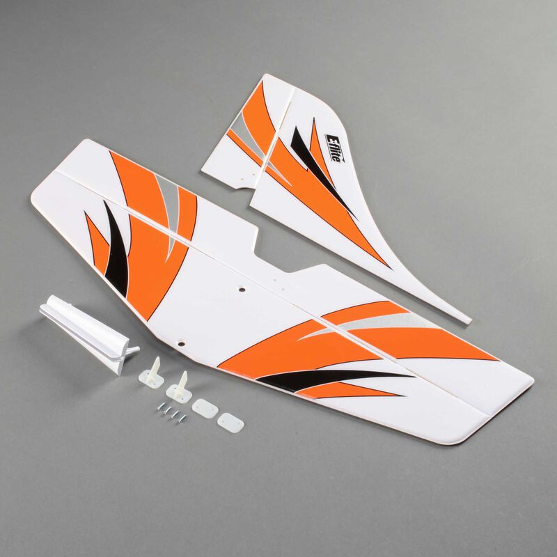 E-flite Tail Set: Apprentice STS