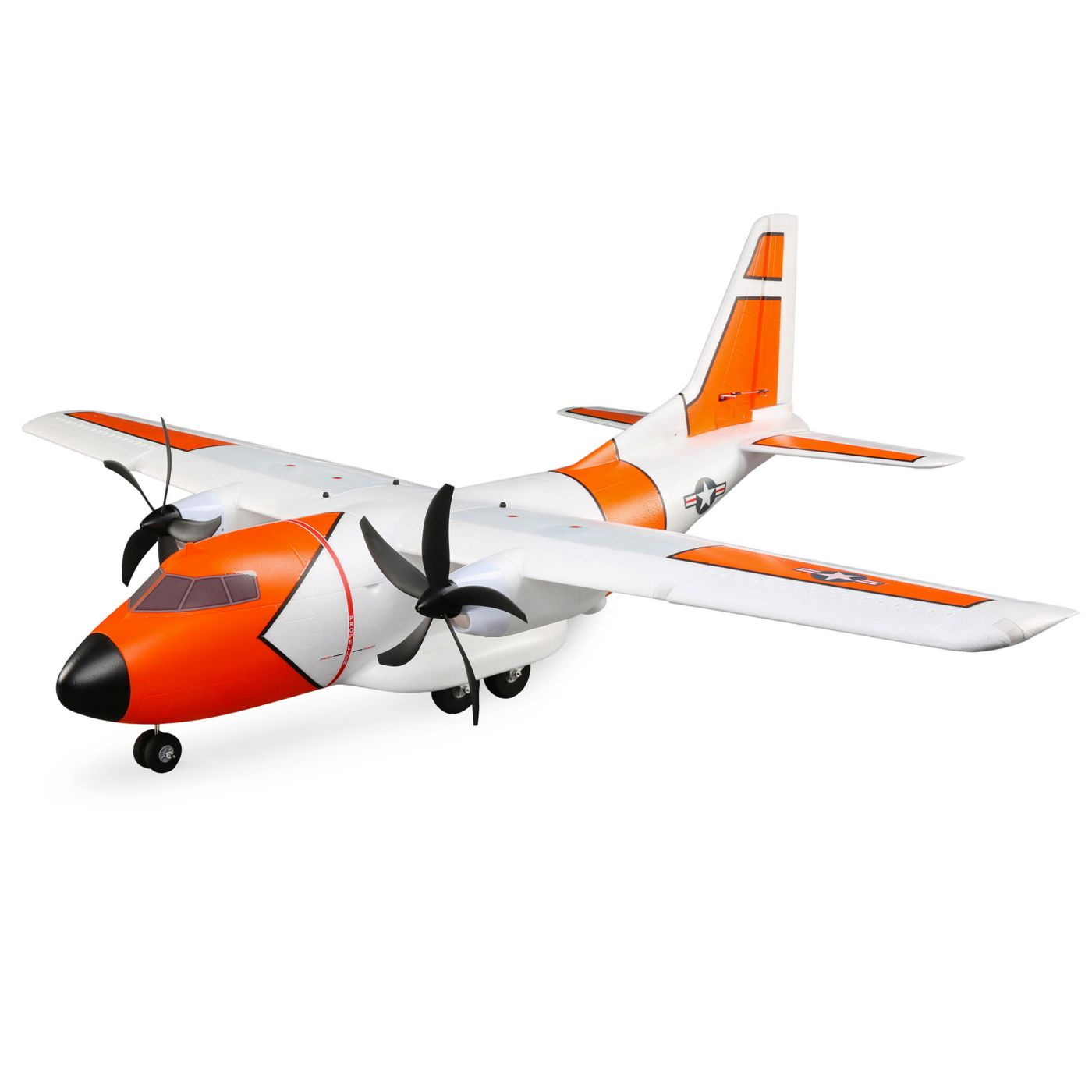 "E-flite EC-1500 Twin 1.5m BNF Basic with AS3X and SAFE Select - <font color=""red""><b>FREE BATTERY PROMO</b></font>"