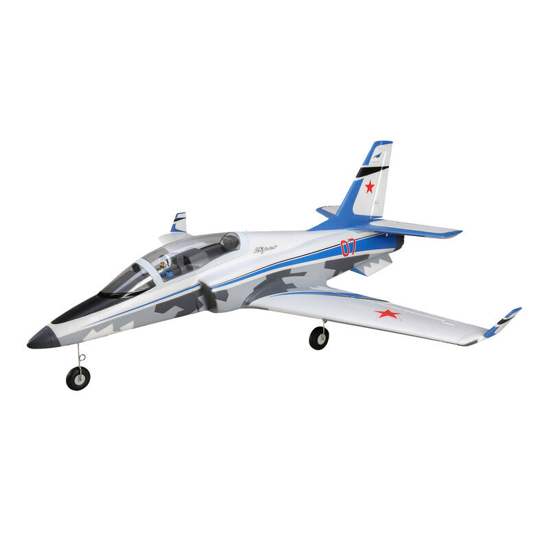 E-flite Viper 70mm EDF Jet BNF Basic with AS3X and SAFE Select, 1100mm