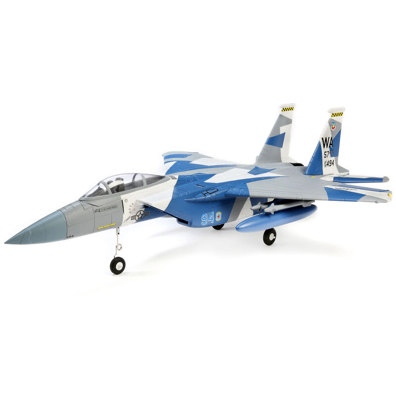 E-flite F-15 64mm BNF Basic with AS3X & SAFE
