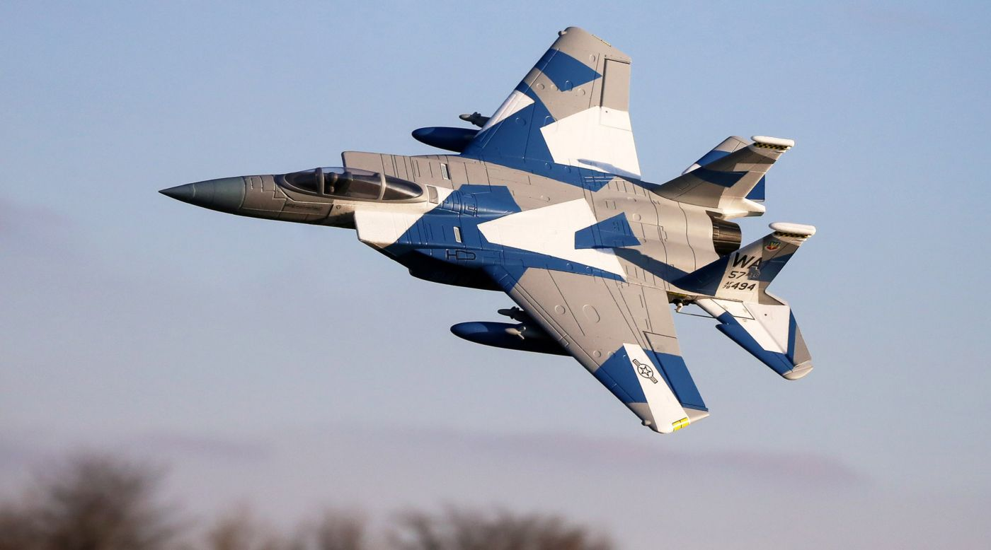 E-flite F-15 Eagle 64mm EDF PNP