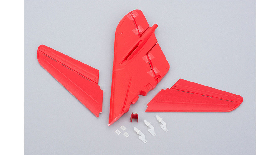 E-flite Tail Set w/ Accessories: UMX MiG 15 BNF