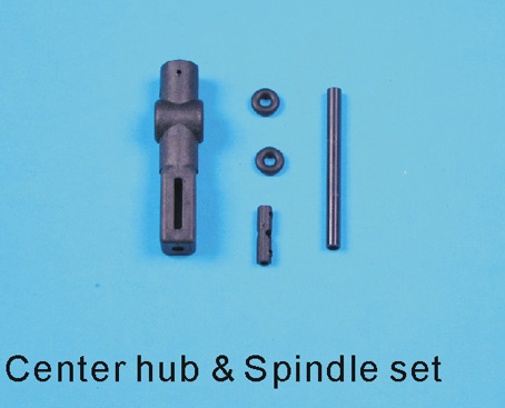 EK1-0228 Center hub set