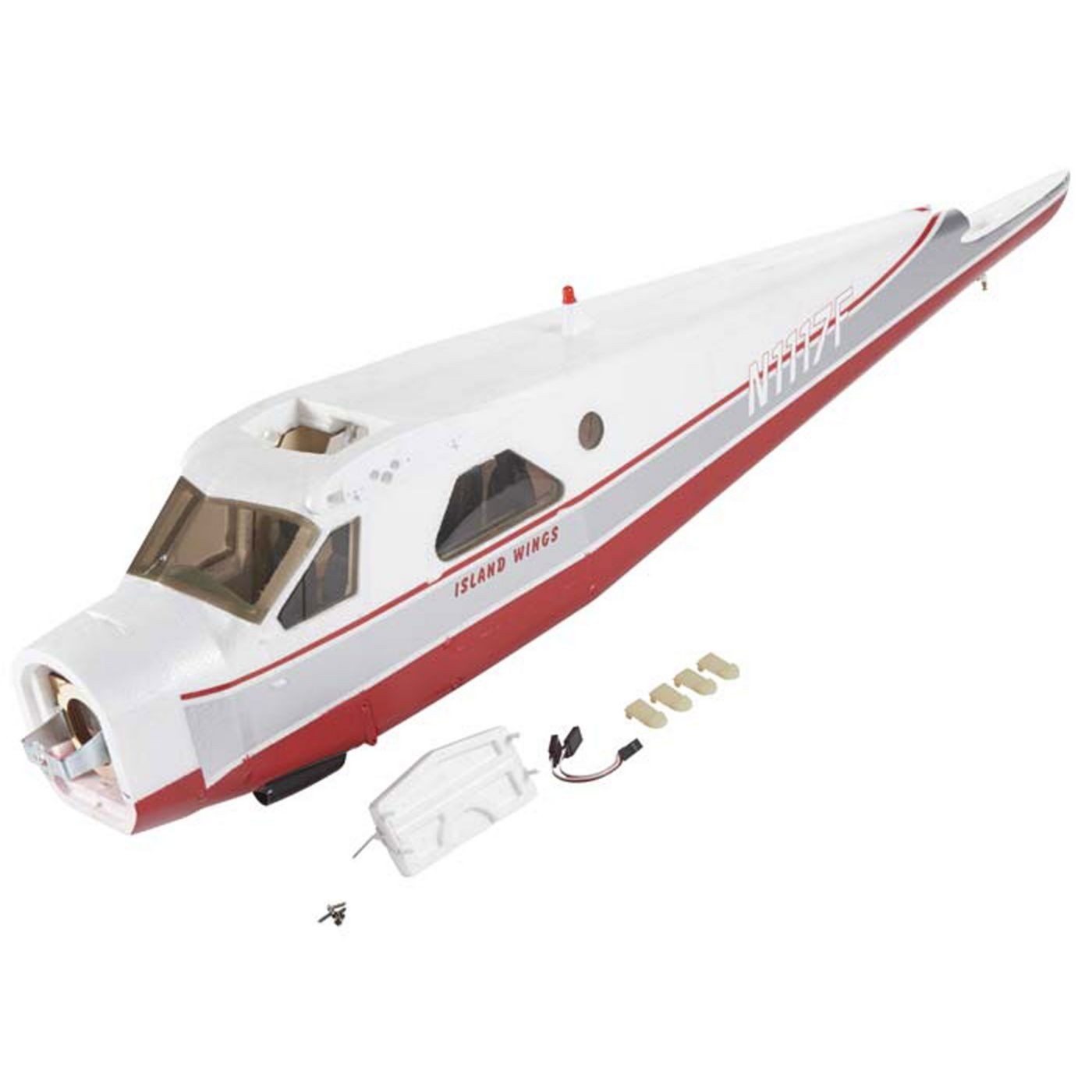 Flyzone Fuselage Set Beaver Island Wings Select Scale