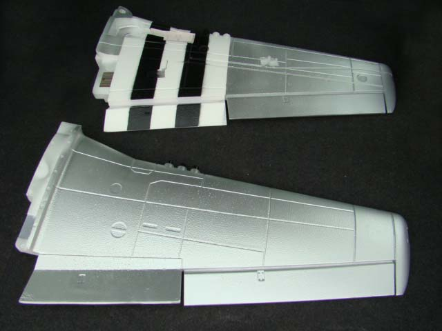 Big P51 Main Wing Set