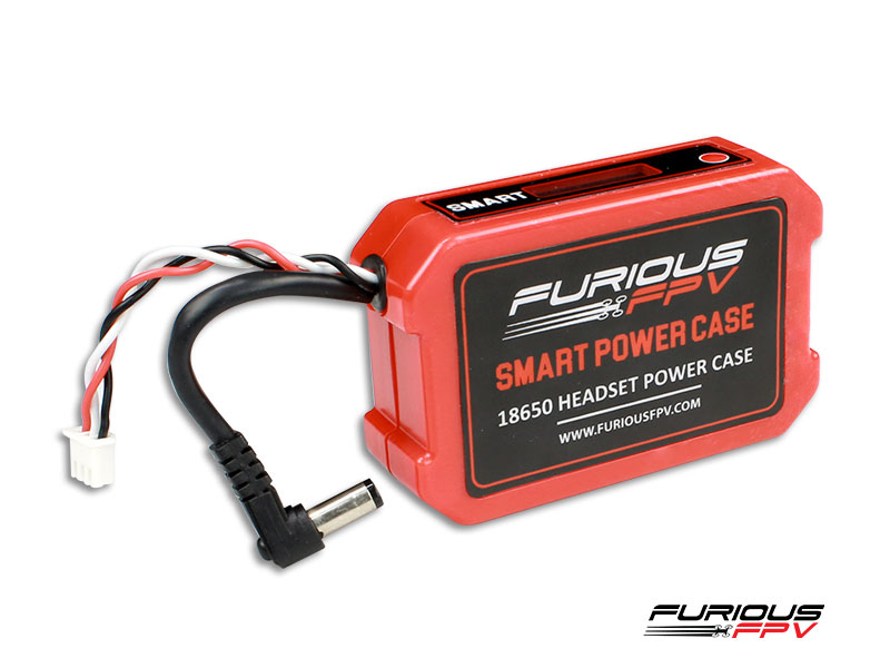 FuriousFPV Smart Power Case - SNHE