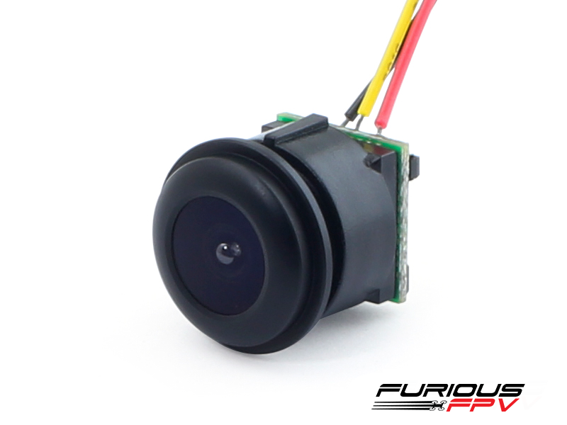 FURIOUS 1/4 CMOS 700TVL FPV 150 DEGREE WIDE ANGLE LENS CAMERA
