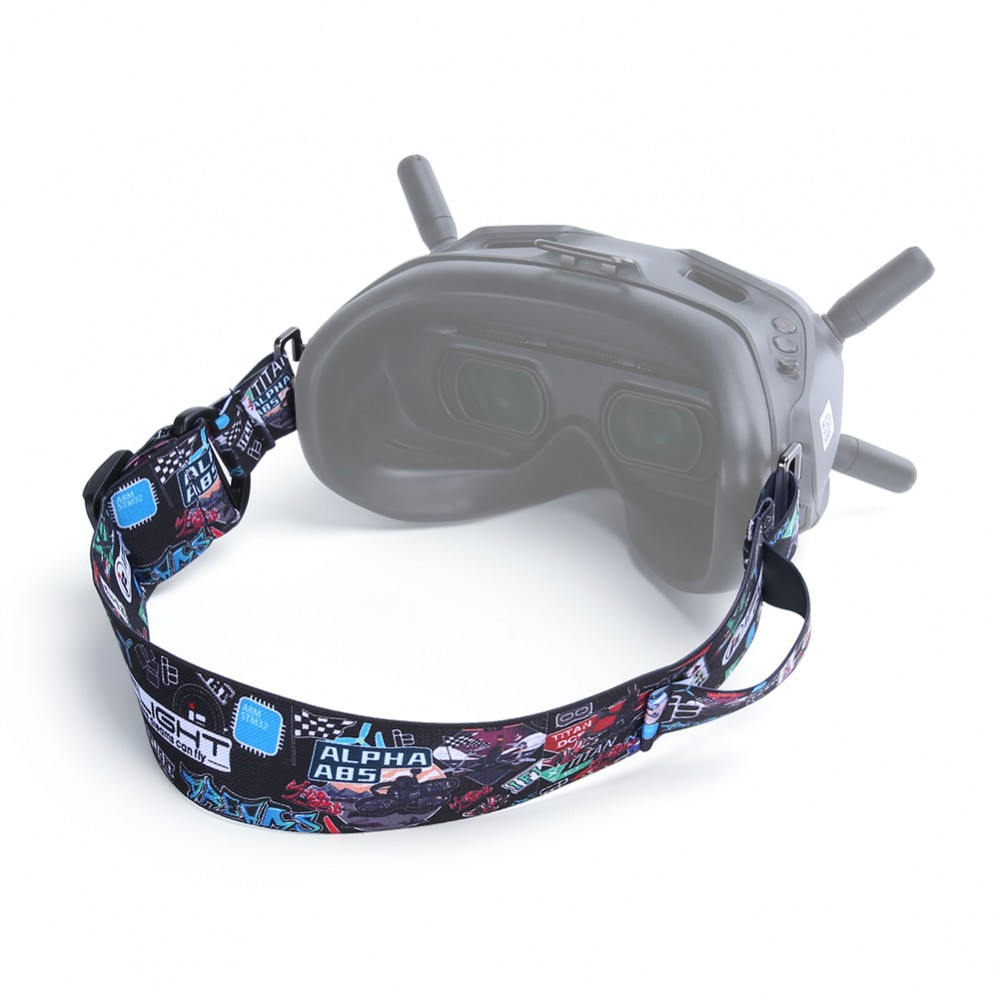 Iflight Adjustable FPV Goggles Headstrap