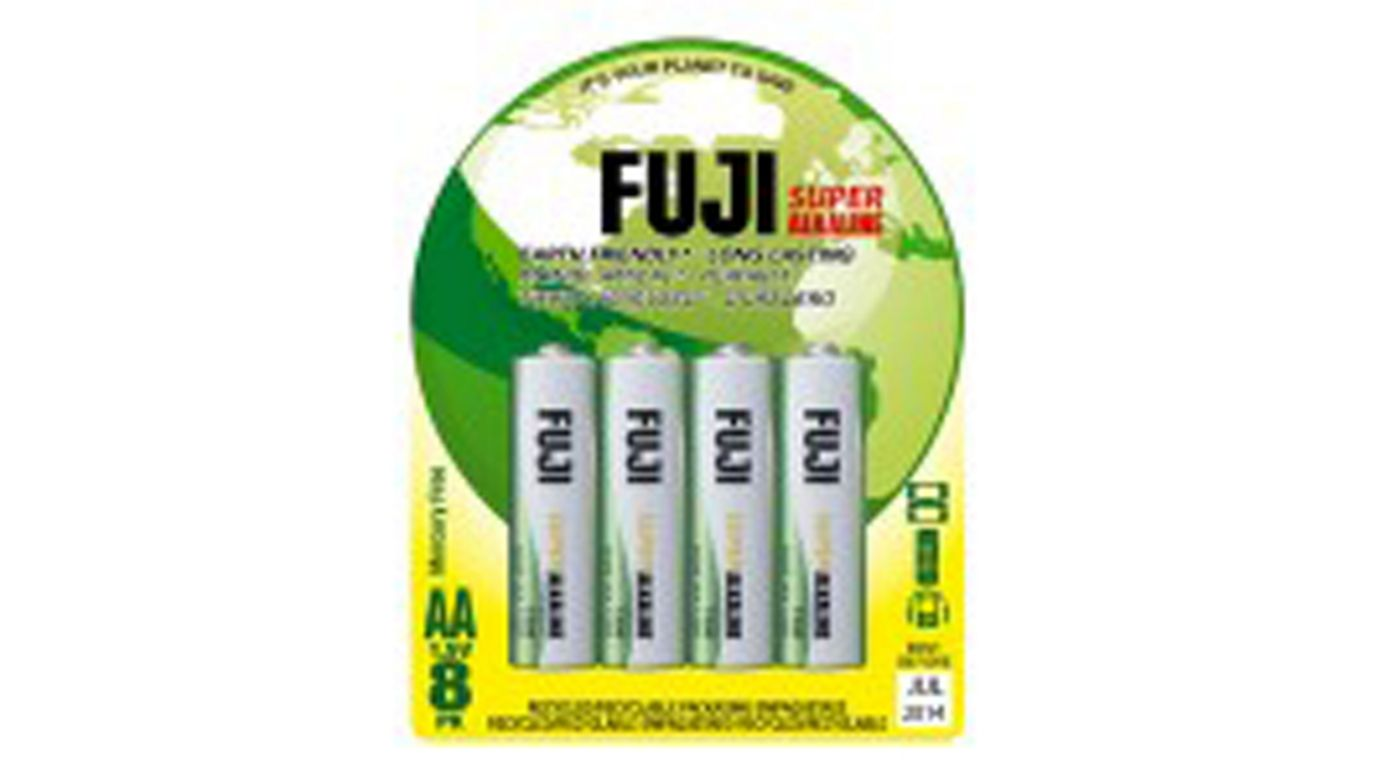 Fuji AA Alkaline Battery (8)