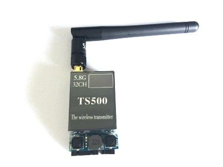 Boscam 5.8GHz 32CH 500mW Wireless AV Transmission Transmitter TS500 TX Module