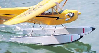 Great Planes Float Kit .20 Size