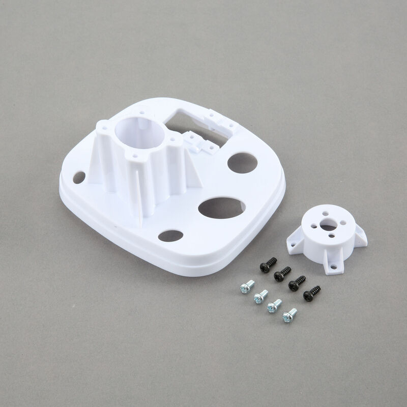 Hobbyzone Firewall and Motor Mount: Mini Apprentice S
