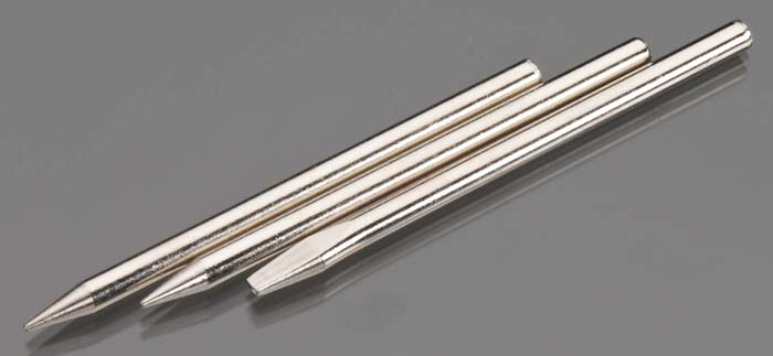 Hobbico Soldering Iron Tips 30 Watt (3) - SNHE