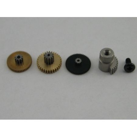 Servo Gear Set: HS-81MG, HS-82MG by Hitec RCD Inc.