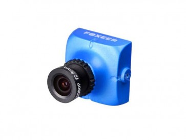 "Foxeer HS1177 <B>V2</B> 2.8MM <b>IR Block</b> Mini FPV Camera - <font color=""blue""><B>BLUE</B></font>"