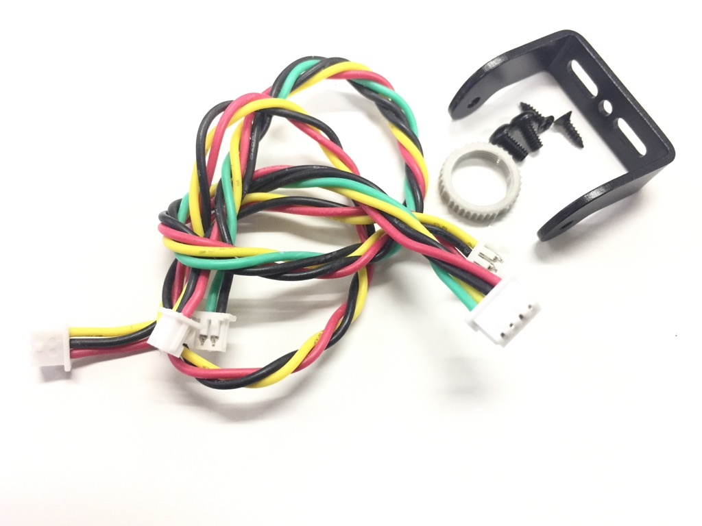 Caddx Spare Kit for Turbo <b>Micro S1/F1/SDR1</b>