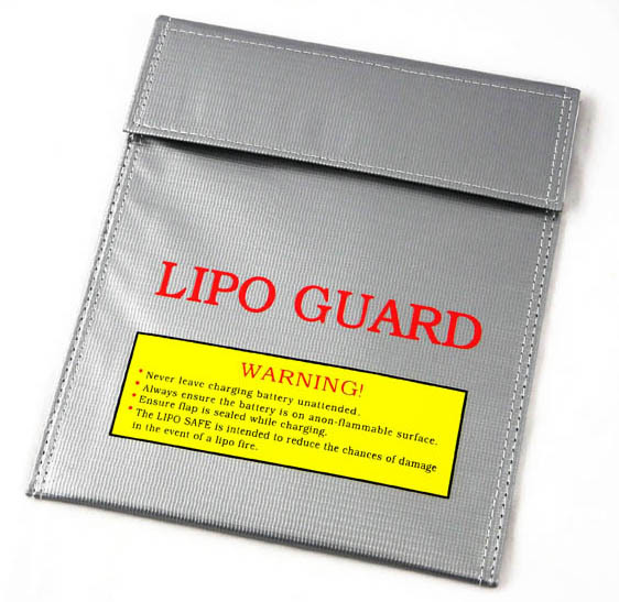 LiPo Battery Protective Bag - Big