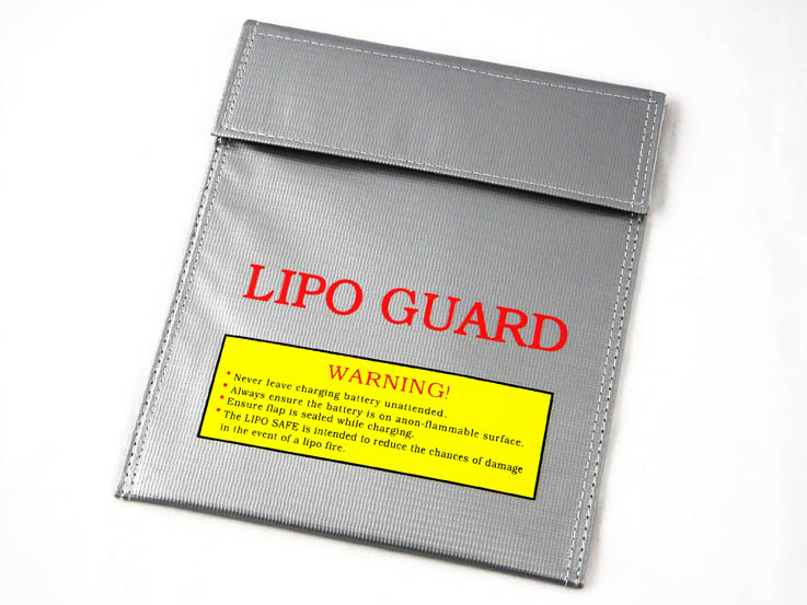 LiPo Battery Protective Bag - Small - SNHE