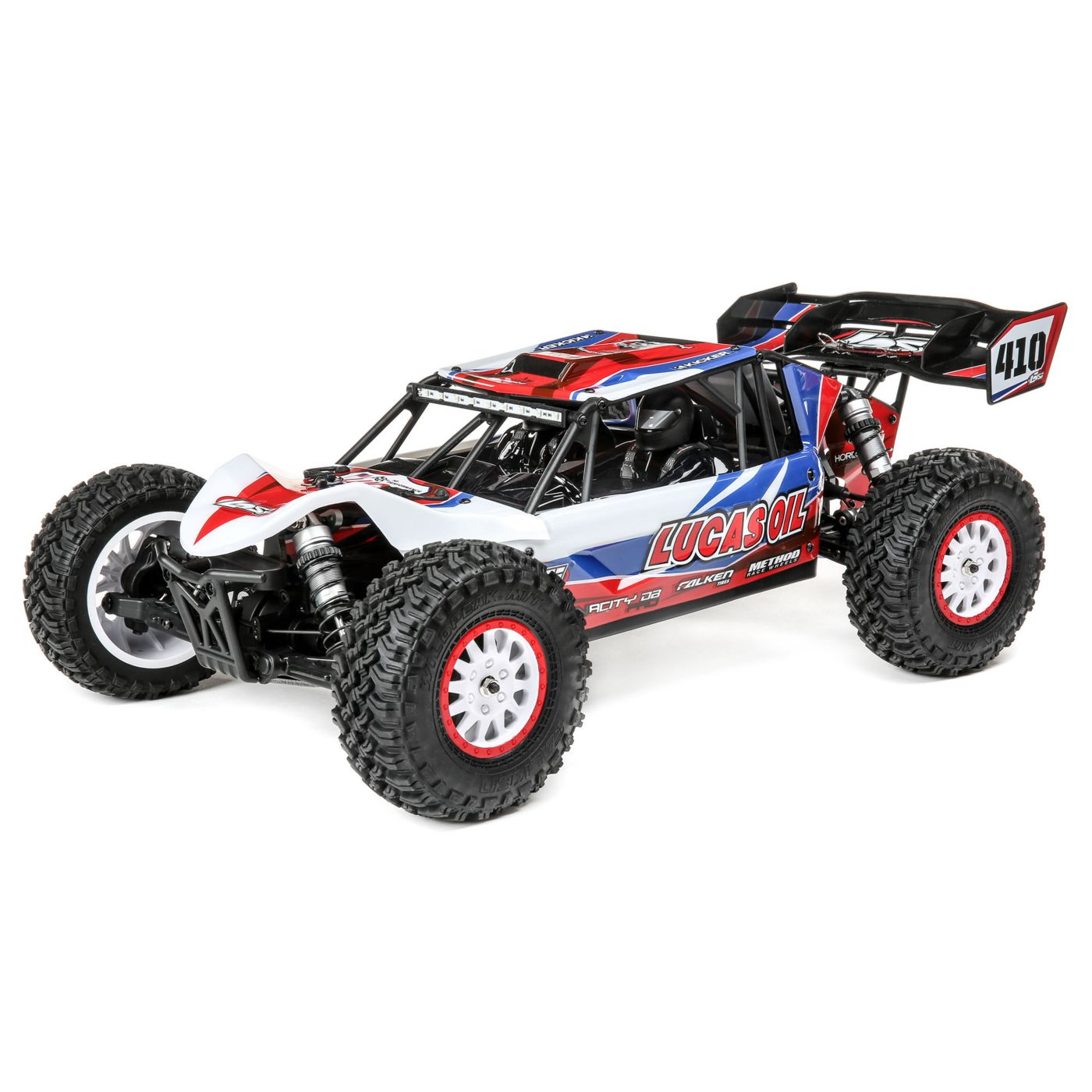 "Losi 1/10 Tenacity DB Pro 4WD Desert Buggy Brushless RTR with Smart, Lucas Oil - <font color=""red""><b>FREE BATTERY PROMO</b></font>"